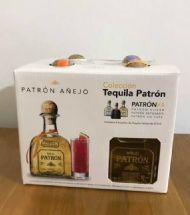 TEQUILA PATRON X FOUR- PACK