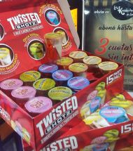 TWISTED SHOTZ 15 PARTY PACK