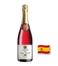 REAL TESORO CAVA BRUT ROSE